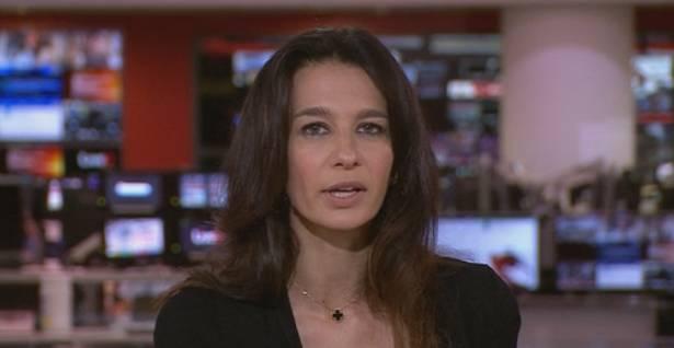 Jornalista da BBC Yalda Hakim